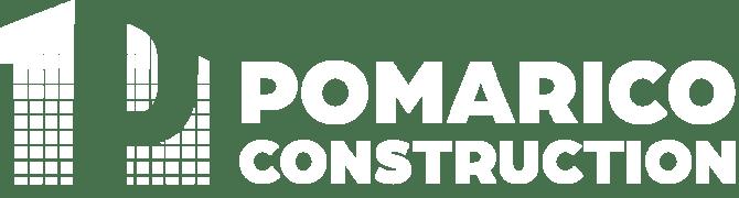 Logo for Pomarico Construction