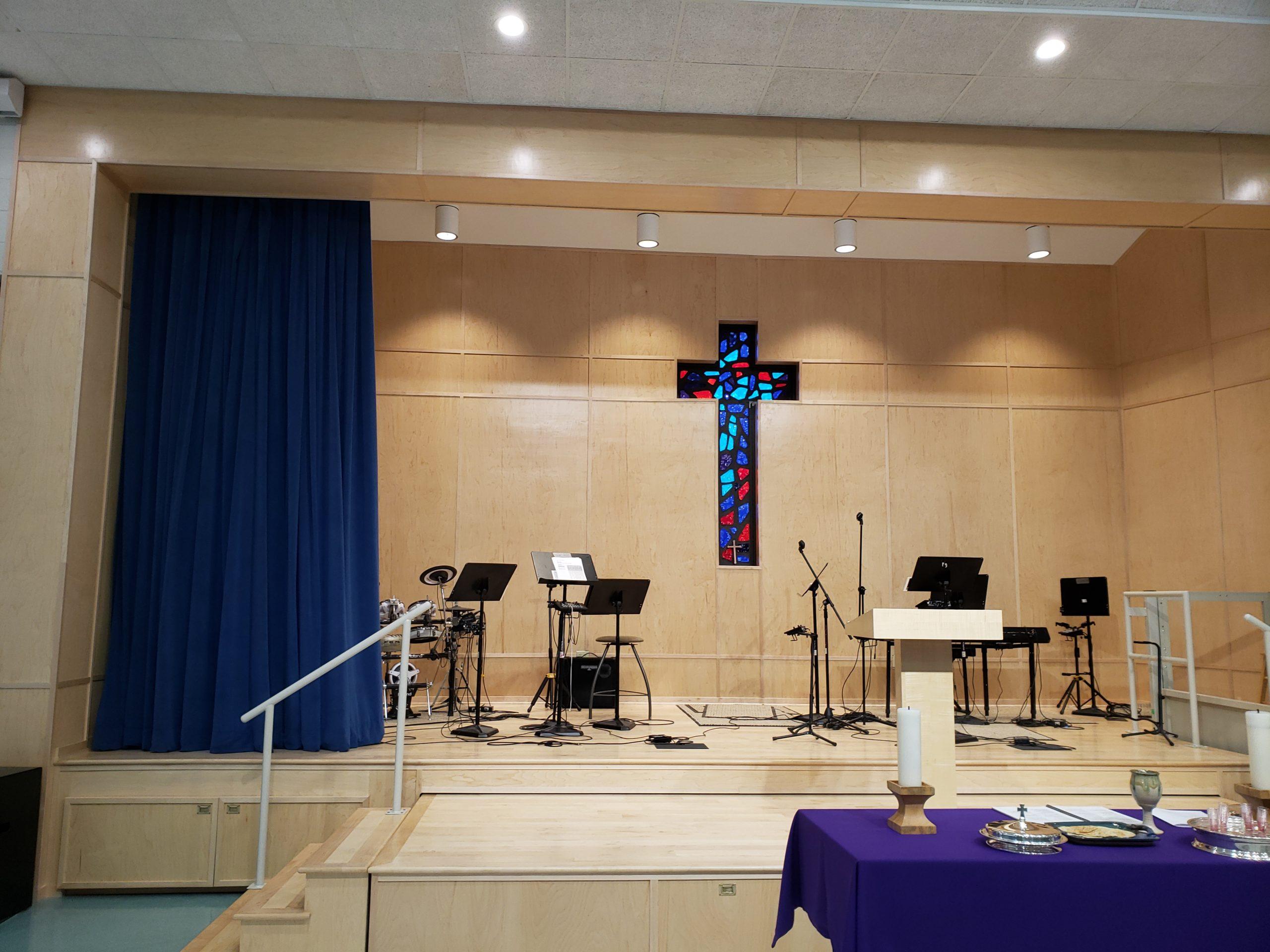 Highland United Methodist Church After
